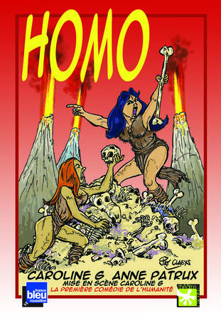 "Spectacle ""Homo"""