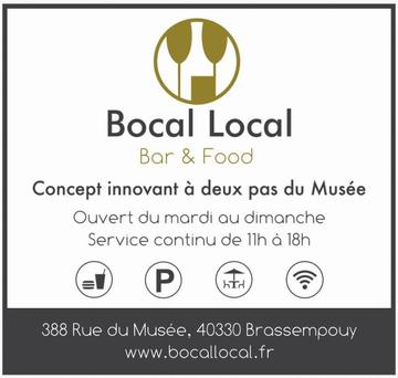 Bar & Food Bocal Local